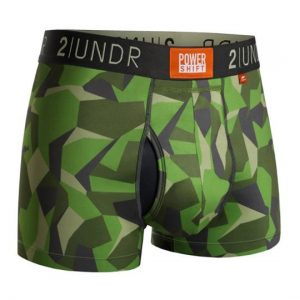 2Undr Power Shift 3″ – Green Camo