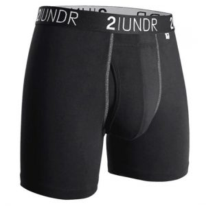 2Undr Swing Shift 6″ – Black/Grey