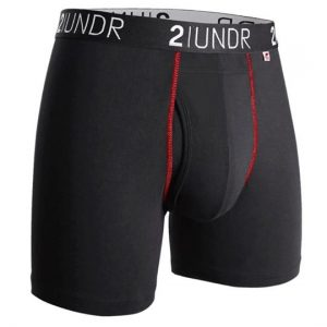 2Undr Swing Shift 6″ – Black/Red