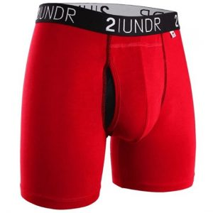 2Undr Swing Shift 6″ – Red/Red