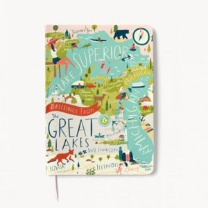 Spartina 449 Great Lakes Ruled Notebook