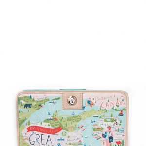 Spartina 449 Great Lakes Snap Wallet