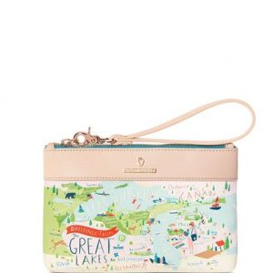 Spartina 449 Great Lakes Scout Wristlet