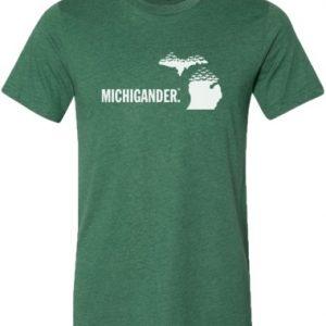 Michigander Tee Shirt