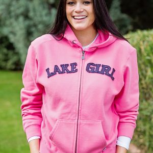 Lake Girl Full-Zip Hoodie