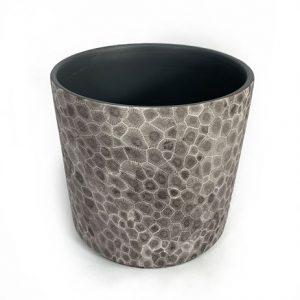 Petoskey Stone Pot