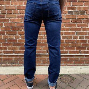 Mavi Zach Straight Leg – Medium Wash