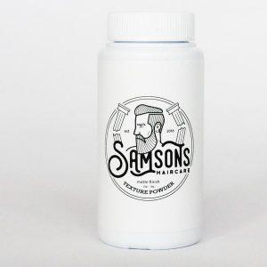 Samsons Haircare Matte Finish Texture Powder