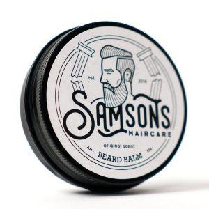 Samsons Haircare Beard Balm