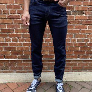 Mavi Zach Straight Leg Denim – Dark Wash
