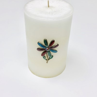 CANDLE PIN (FLOWER)