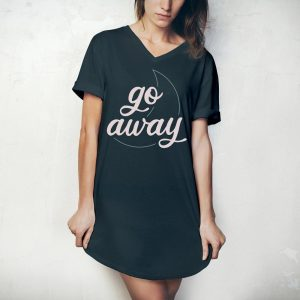 Hello Mello Sleep Shirt – Go Away