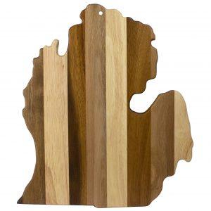 Totally Bamboo Multi-Toned Cutting Board