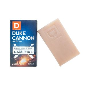 Duke Cannon – Campfire Soap