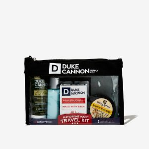 Duke Cannon – Handsome Man Travel Kit