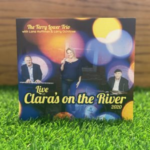 CD Live at Clara's on the River 2020